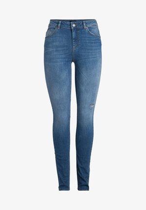 Jeansy Slim Fit - medium blue denim