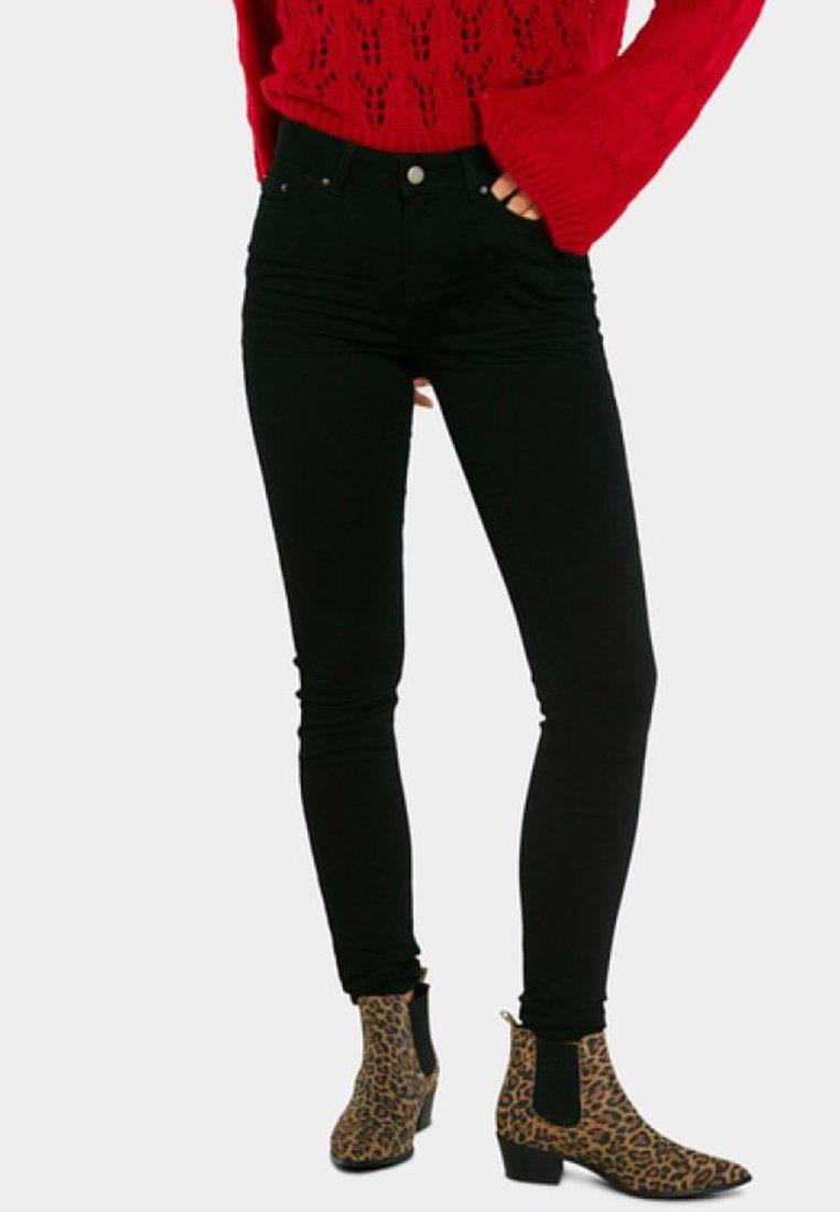 Pieces SkinnyBlack Jeans Jeans Denim Pieces SkinnyBlack Pieces Denim yb6f7Yg