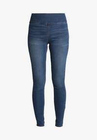 Pieces - PCHIGHWAIST - Jeans Skinny Fit - medium blue denim - 4