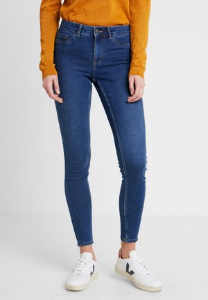 PCSHAPE-UP SAGE - Jeans Skinny - medium blue denim