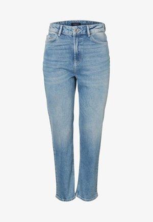 Straight leg -farkut - light blue denim