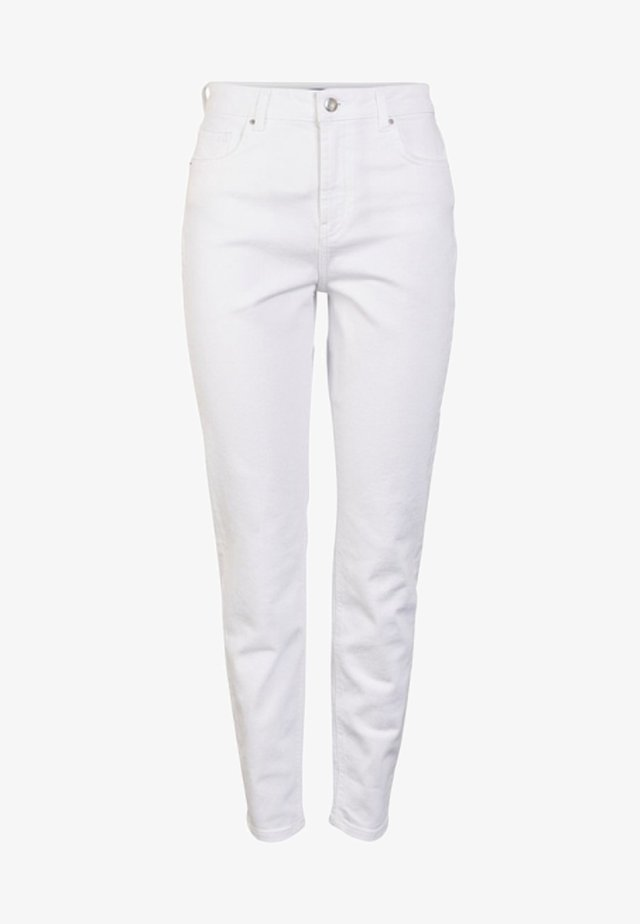 Slim fit jeans - bright white
