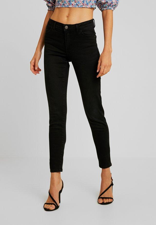 PCJAMIE - Jeans Skinny Fit - black