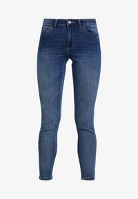 Pieces - PCJAMIE - Jeans Skinny Fit - dark blue denim - 3