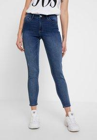 Pieces - PCJAMIE - Jeans Skinny Fit - dark blue denim - 0