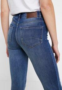 Pieces - PCJAMIE - Jeans Skinny Fit - dark blue denim - 4
