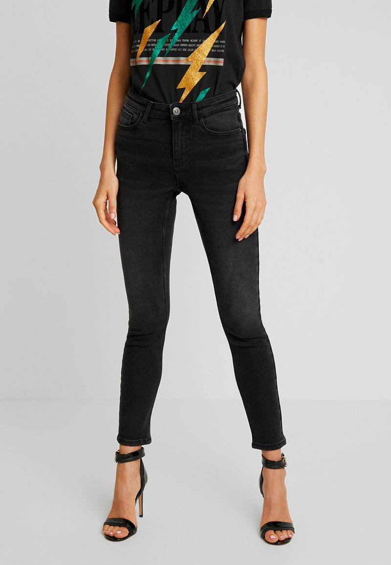 Pieces - Jeans Skinny - black