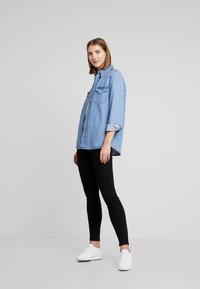 Pieces - Jeans Skinny Fit - black - 1