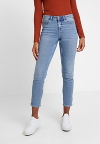 Pieces - Jeans Skinny Fit - light blue denim - 0