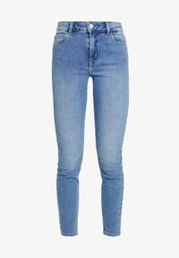 Pieces - PCKAMELIA - Jeans Skinny Fit - light blue denim - 3