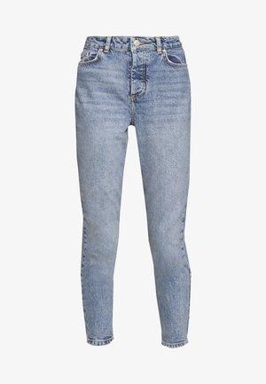 PCCARA  - Jean slim - light blue denim