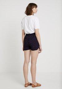 Pieces - PCBINEA - Shorts - maritime blue - 2