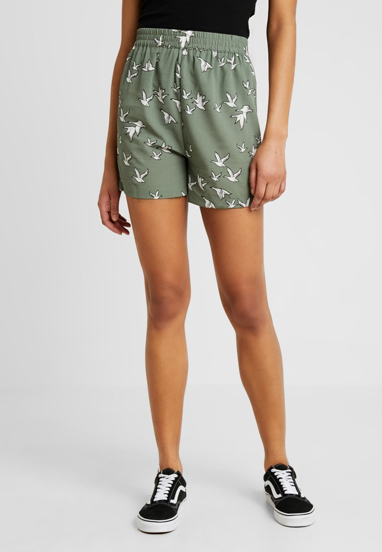 Pieces - PCBIRDY - Shorts - green