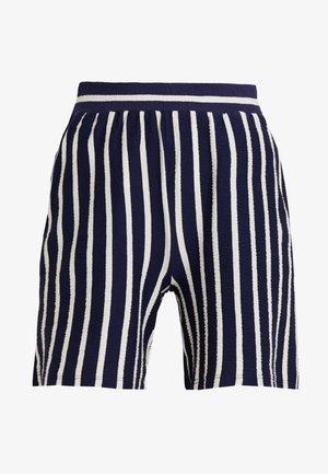 PCBORA - Shorts - maritime blue/almond milk