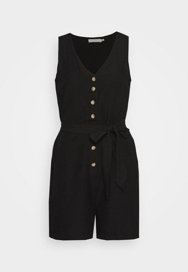 PCMANINA PLAYSUIT - Jumpsuit - black