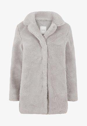 Płaszcz zimowy - light gray