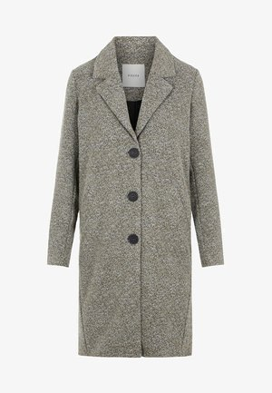 Classic coat - deep lichen green