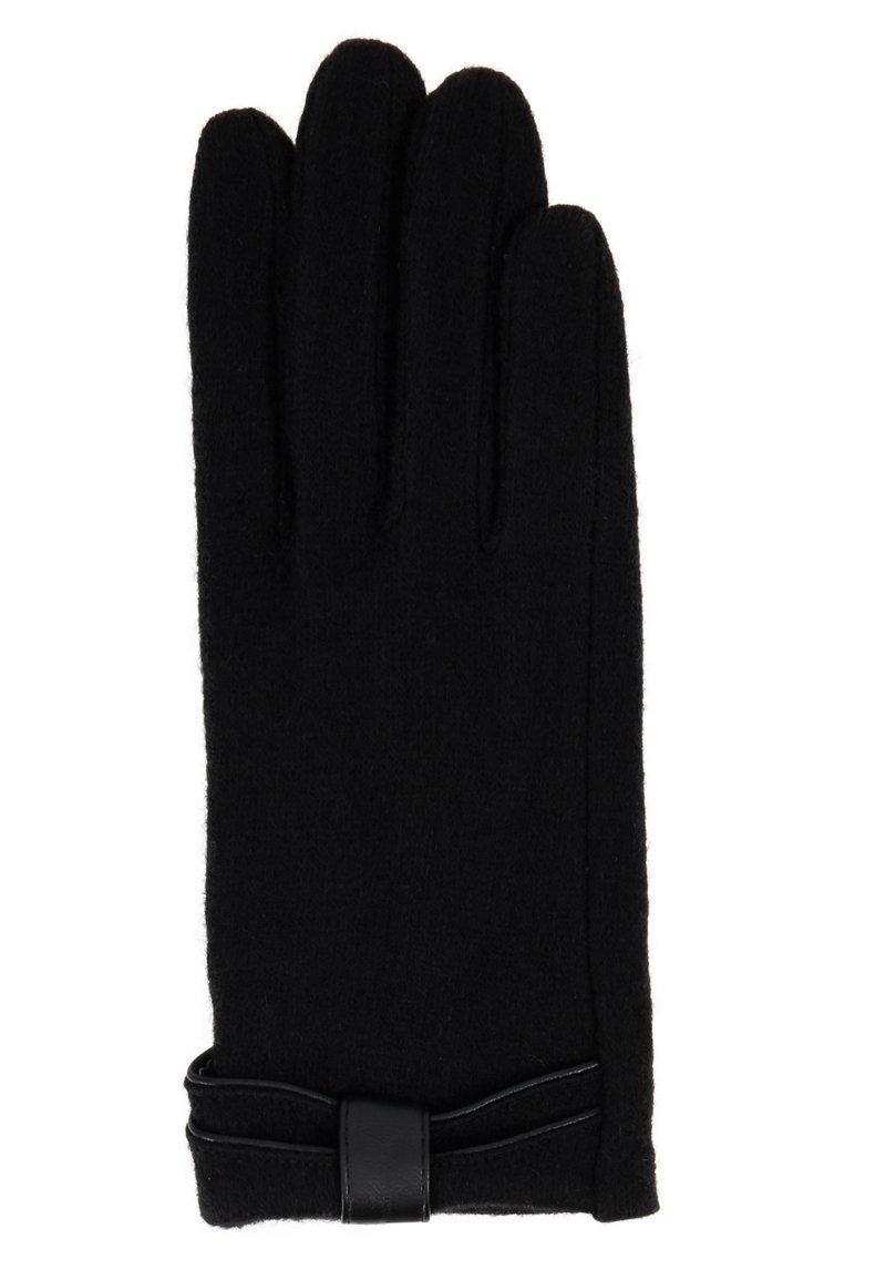 Pieces - PCHOMA GLOVES BOX - Fingerhandschuh - black