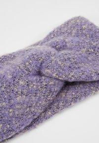 Pieces - Čelenka - aster purple - 4