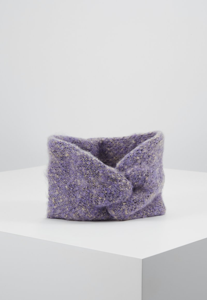 Pieces - Čelenka - aster purple