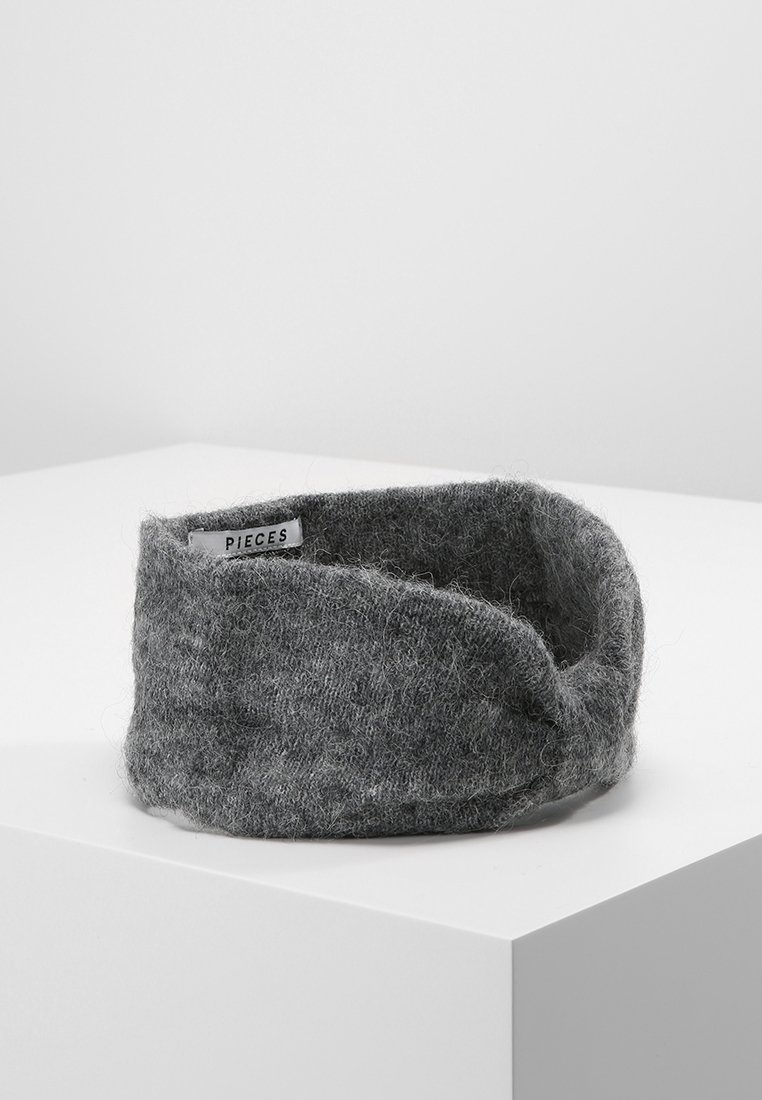 Pieces - Cache-oreilles - medium grey melange