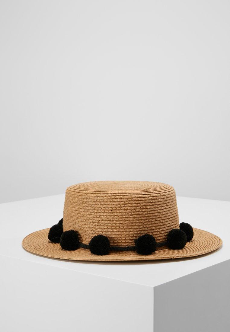Pieces - PCISA  HAT BEACH - Hat - black