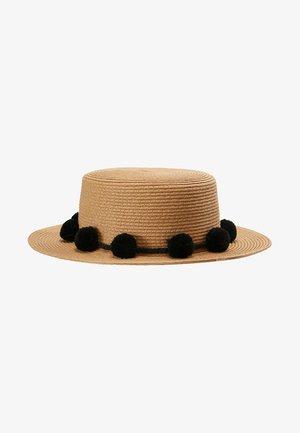 PCISA  HAT BEACH - Klobouk - black