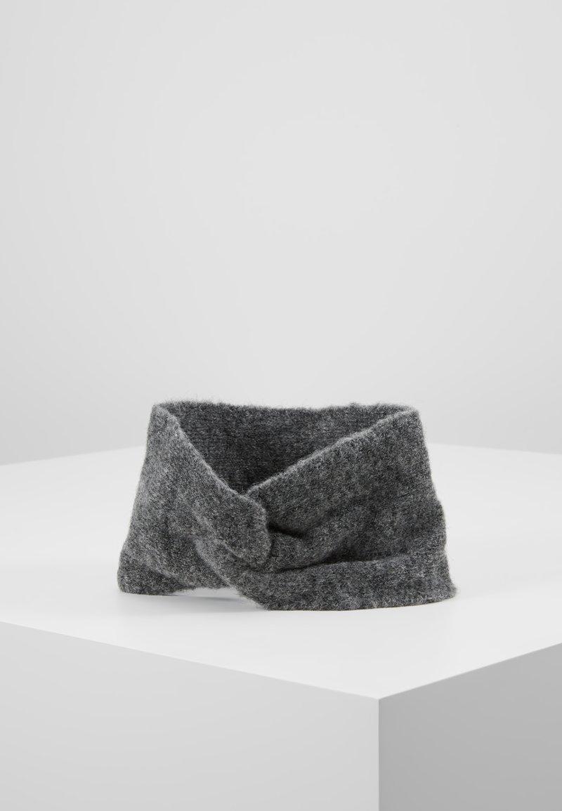 Pieces - PCKIMMIE HEADBAND - Ohrenwärmer - dark grey melange