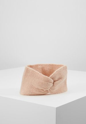 Ear warmers - cameo rose