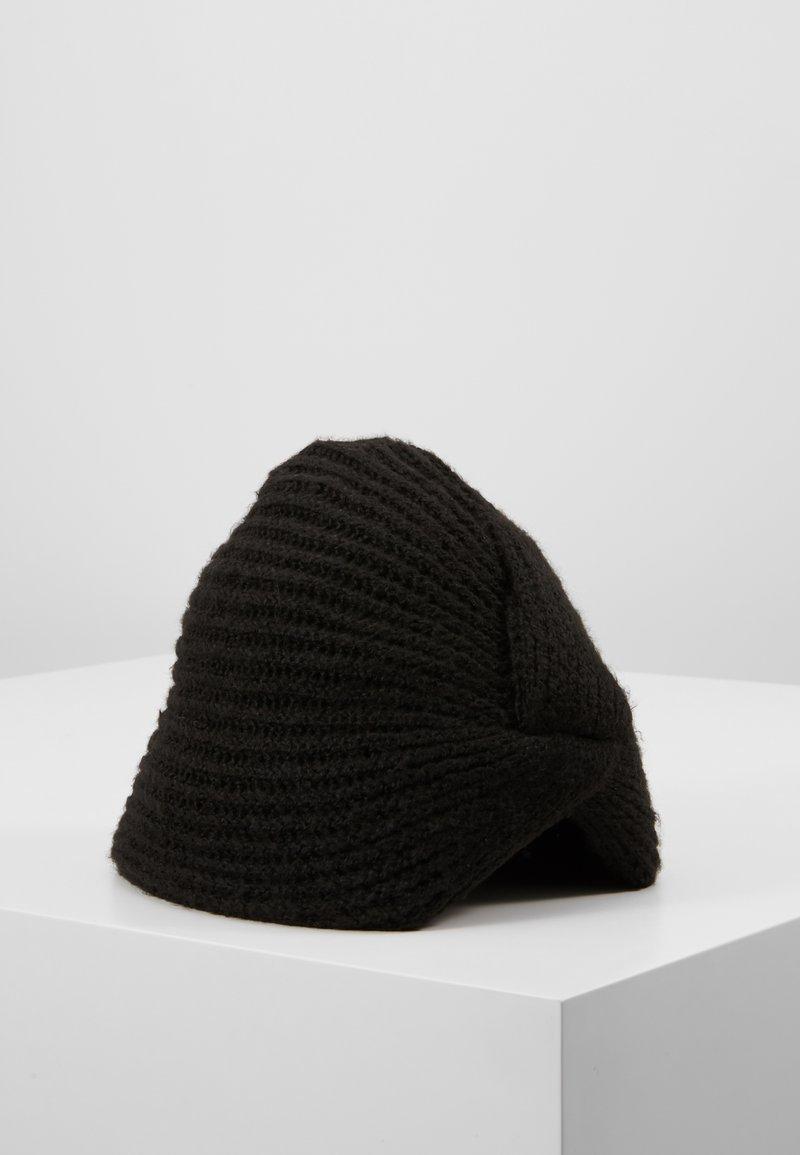 Pieces - Kapelusz - black