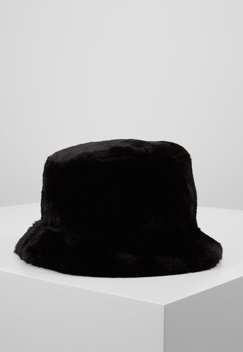 Pieces - Chapeau - black