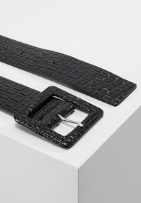 Pieces - PCJALON WAIST BELT - Pásek - black - 2