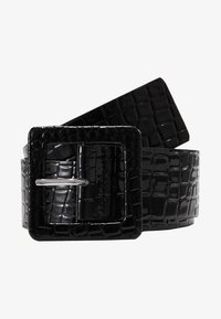 Pieces - PCJALON WAIST BELT - Pásek - black - 3
