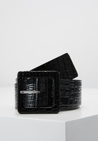 Pieces - PCJALON WAIST BELT - Pásek - black - 0