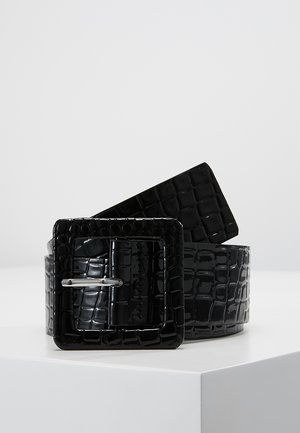 PCJALON WAIST BELT - Cintura - black