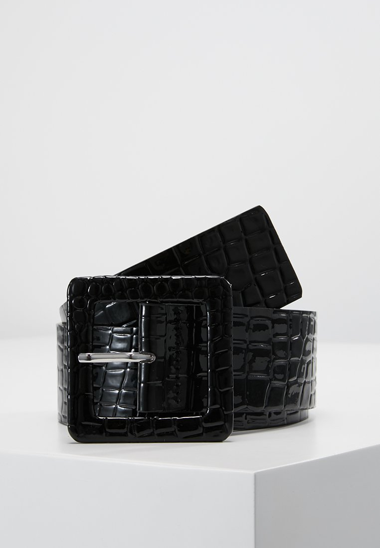 Pieces - PCJALON WAIST BELT - Pásek - black