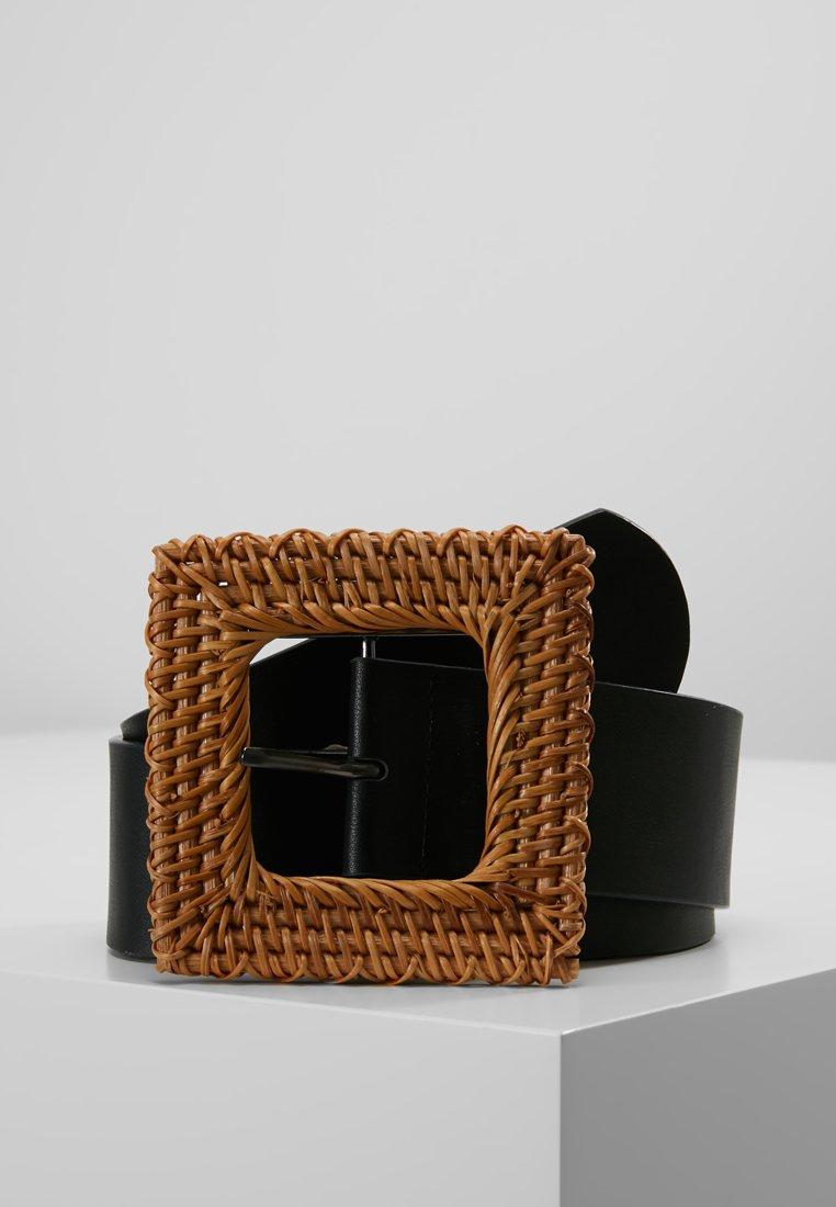 Pieces - PCFLORIANA WAIST BELT - Waist belt - black