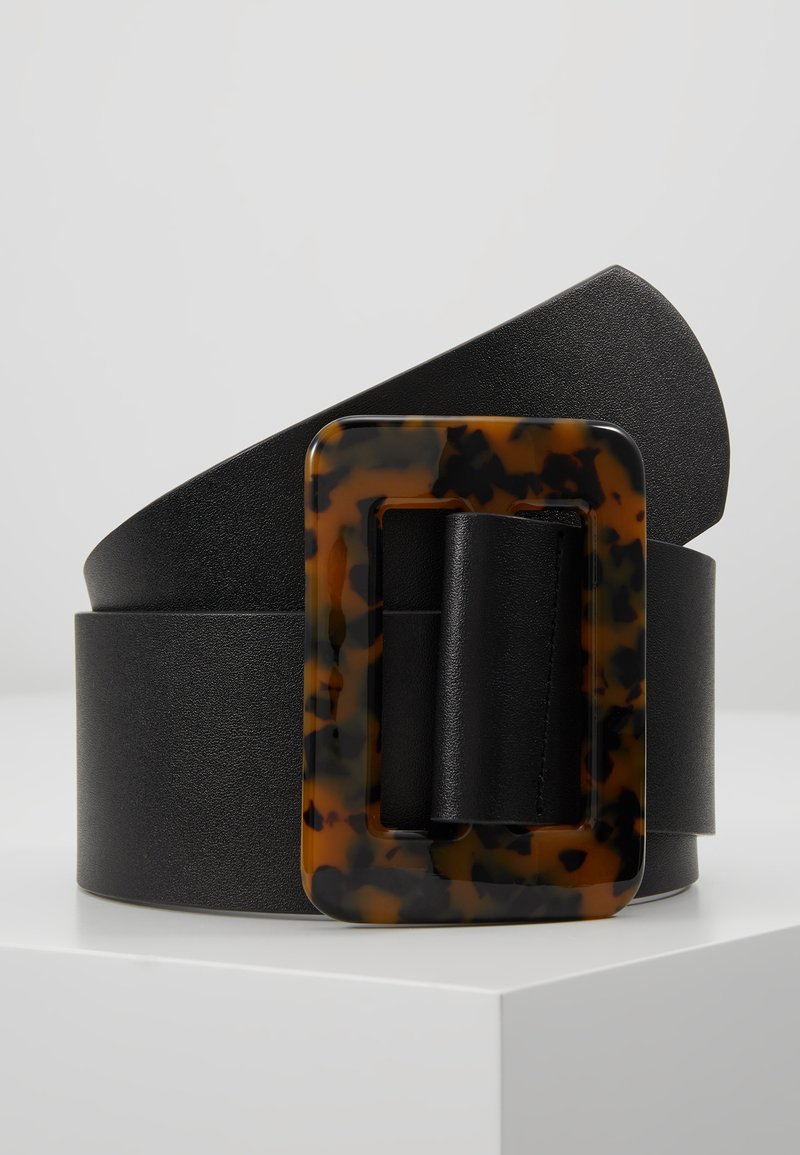 Pieces - PCHERLAS WAIST BELT - Taljebælter - black