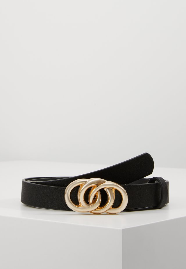 PCALVA BELT - Riem - black