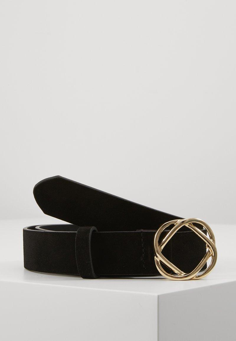 Pieces - JEANS BELT - Belte - black