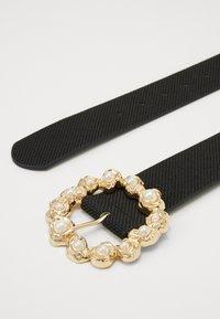 Pieces - PCSOFIA WAIST BELT - Tailleriem - black/gold-coloured - 3