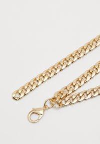 Pieces - PCPANZI WAIST CHAIN BELT KEY - Waist belt - gold-coloured - 3