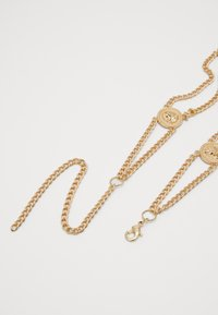 Pieces - PCLIONA WAIST CHAIN BELT KEY - Midjebelte - gold-coloured - 3