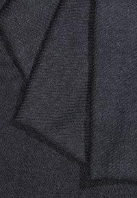 Pieces - Écharpe - dark grey melange - 2