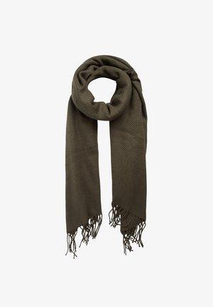 Sjal / Tørklæder - olive