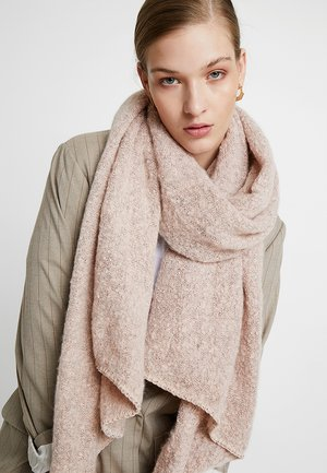 PCPYRON LONG - Scarf - cameo rose
