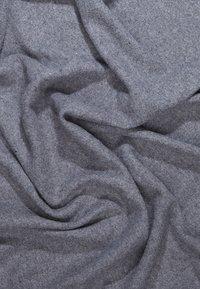 Pieces - Halsduk - medium grey melange - 2