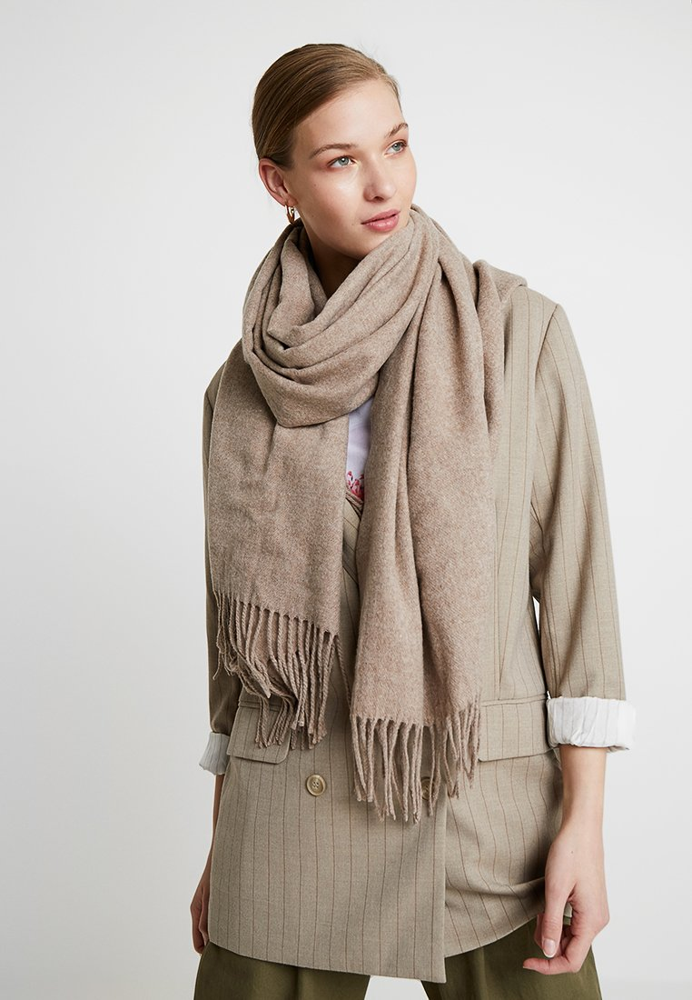 Pieces - PCJIRA SCARF - Szal - ginger snap