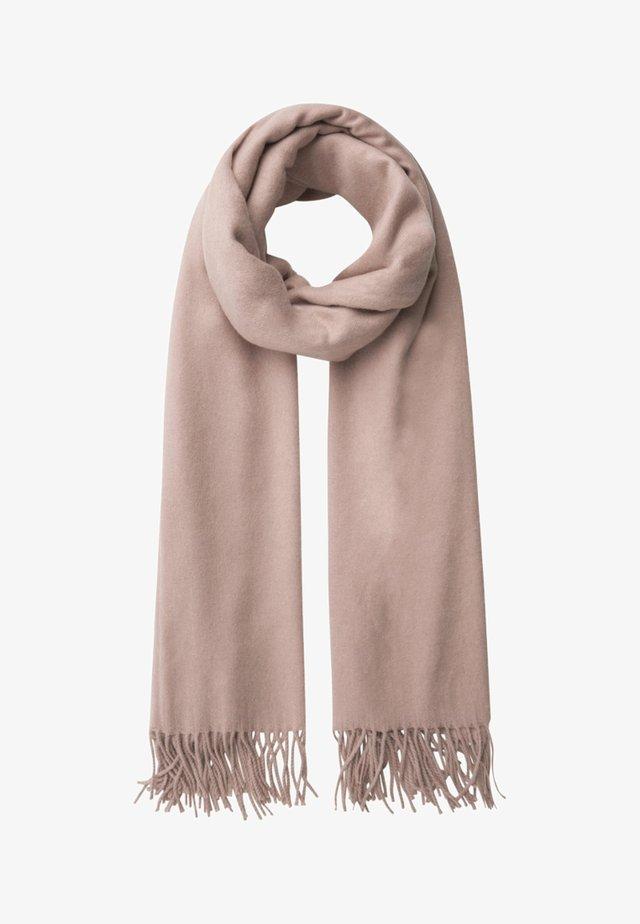 Sjal / Tørklæder - cameo rose