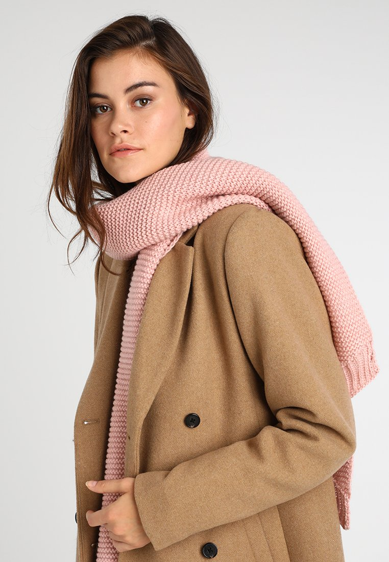 Pieces - PCDACE LONG SCARF - Sjaal - peachskin